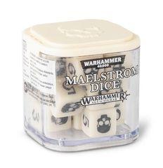 Citadel: Maelstrom Dice Cube - Ivory