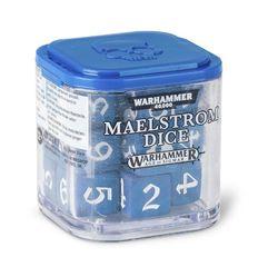 Citadel: Maelstrom Dice Cube - Blue