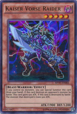 Yugioh Crimson Nova Trinity The Dark Cubic Lord MVP1-EN040 Ultra 1st Edition GM