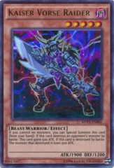 Kaiser Vorse Raider - MVP1-EN002 - Ultra Rare - Unlimited Edition