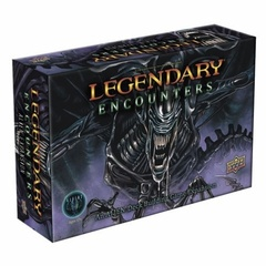 Legendary DBG Encounters: An Alien Deck Building Game Expansion