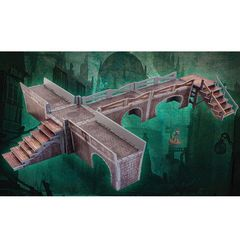 Plast Craft: Sewer Walkways Set - Color Edition (Pvc Scenery)