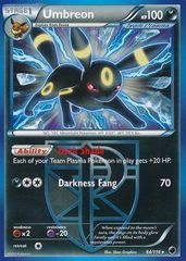 Umbreon - 64/116 - Non-Holo Moltres Legendary Battle Deck Exclusive