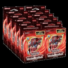 Yu-Gi-Oh! TCG: Raging Tempest Special Edition Box Display (10)