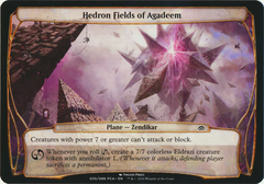 Hedron Fields of Agadeem - Oversized on Channel Fireball