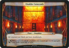 Onakke Catacomb - Oversized