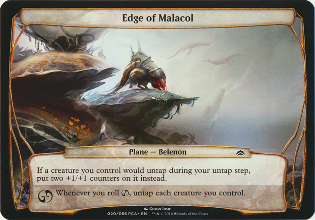 Edge of Malacol - Oversized