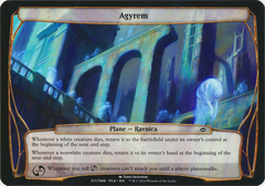 Agyrem - Oversized on Channel Fireball