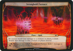 Stronghold Furnace - Oversized