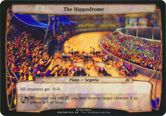 The Hippodrome - Oversized