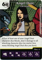Angel Dust - Christina (Die & Card Combo)