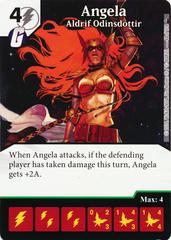 Angela - Aldrif Odinsdottir (Foil) (Die & Card Combo)