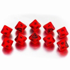 Legend of the Five Rings - The Scorpion Clan Dice Set (10 d10s)