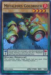 Metalfoes Goldriver - OP03-EN004 - Super Rare - Unlimited Edition