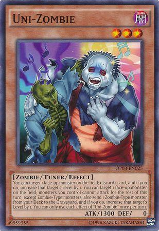 Uni-Zombie - OP03-EN025 - Common - Unlimited Edition