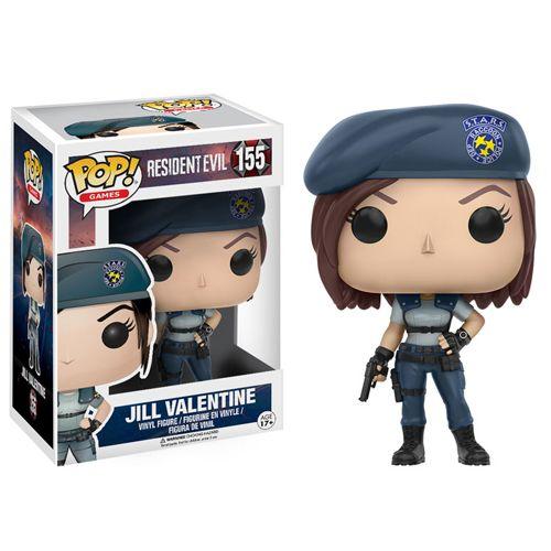 Pop! Games 155: Resident Evil - Jill Valentine