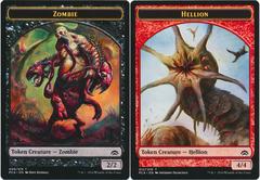 Zombie Token // Hellion Token