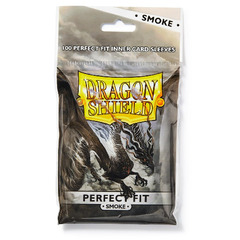 Dragon Shield Perfect Fit - Smoke (100ct)