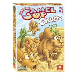 Camel Up: The Card Game