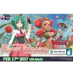 Cardfight!! Vanguard: G Trial Deck 12 - Flower Princess Of Abundant Blooming