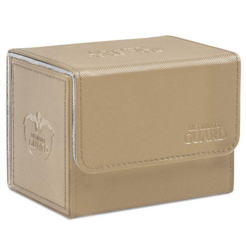 Ultimate Guard Sidewinder Deck Case: Sand Xenoskin (80+)