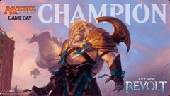 Aether Revolt Gameday Champion Playmat