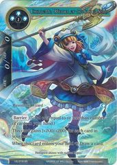 Charlotte, Wielder of the Sacred Beast - LEL-018 - SR - Textured Foil