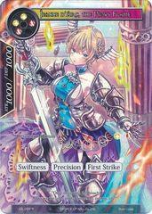 Jeanne d'Arc, the Pious Flame - LEL-066 - R - Textured Foil