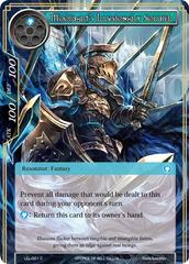 Moojdart's Illusionary Soldier - LEL-021 - C - Foil