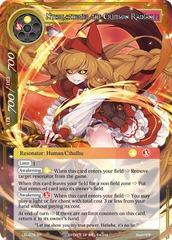 Nyarlathotep, the Crimson Radiance - LEL-079 - SR