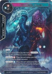 Twin-Headed Dragon - LEL-092 - R - Textured Foil