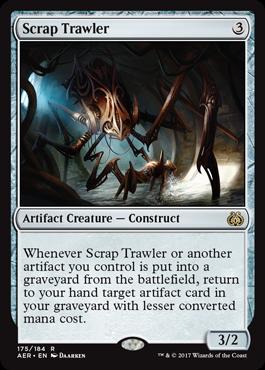 Scrap Trawler - Foil
