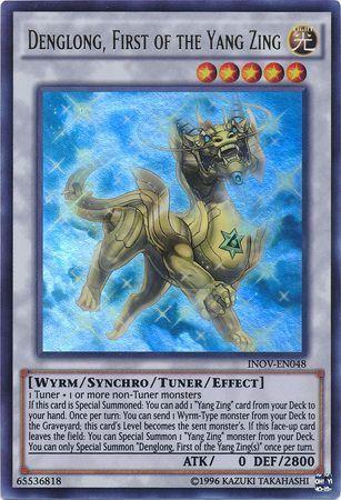 Dimensional Barrier INOV-EN078 Secret Rare Nr Mint kaartspellen Yu-Gi-Oh