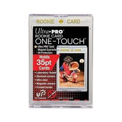 Ultra Pro - Magnetic 35 Point Uv - Rookie Card Holder (85266-Uv)