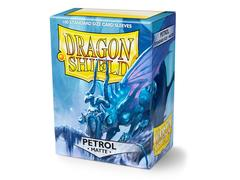 Dragon Shields: Matte Petrol (100)