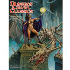 Dungeon Crawl Classics #92: