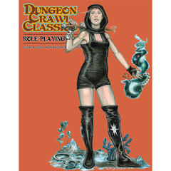 Dungeon Crawl Classics RPG - Peter Mullen Slipcover Edition