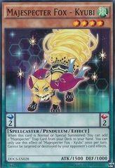 Majespecter Fox - Kyubi - DOCS-EN028 - Common - Unlimited Edition