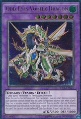 Odd-Eyes Vortex Dragon - DOCS-EN045 - Ultimate Rare - Unlimited Edition