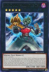 D/D/D Marksman King Tell - MP16-EN079 - Rare - Unlimited Edition