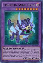 Frightfur Sabre-Tooth - MP16-EN137 - Ultra Rare - Unlimited Edition on Channel Fireball