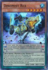 Dinomist Rex - MP16-EN198 - Super Rare - Unlimited Edition