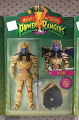Mighty Morphin Power Rangers #12 Unlock Action Figure Var