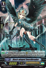 Black-winged Swordbreaker - G-RC01/015EN - RR on Channel Fireball