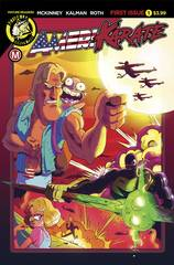 Amerikarate #1 (Cover A - Roth) (Mature Readers)
