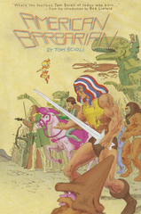 American Barbarian Complete Series Trade Paperback
