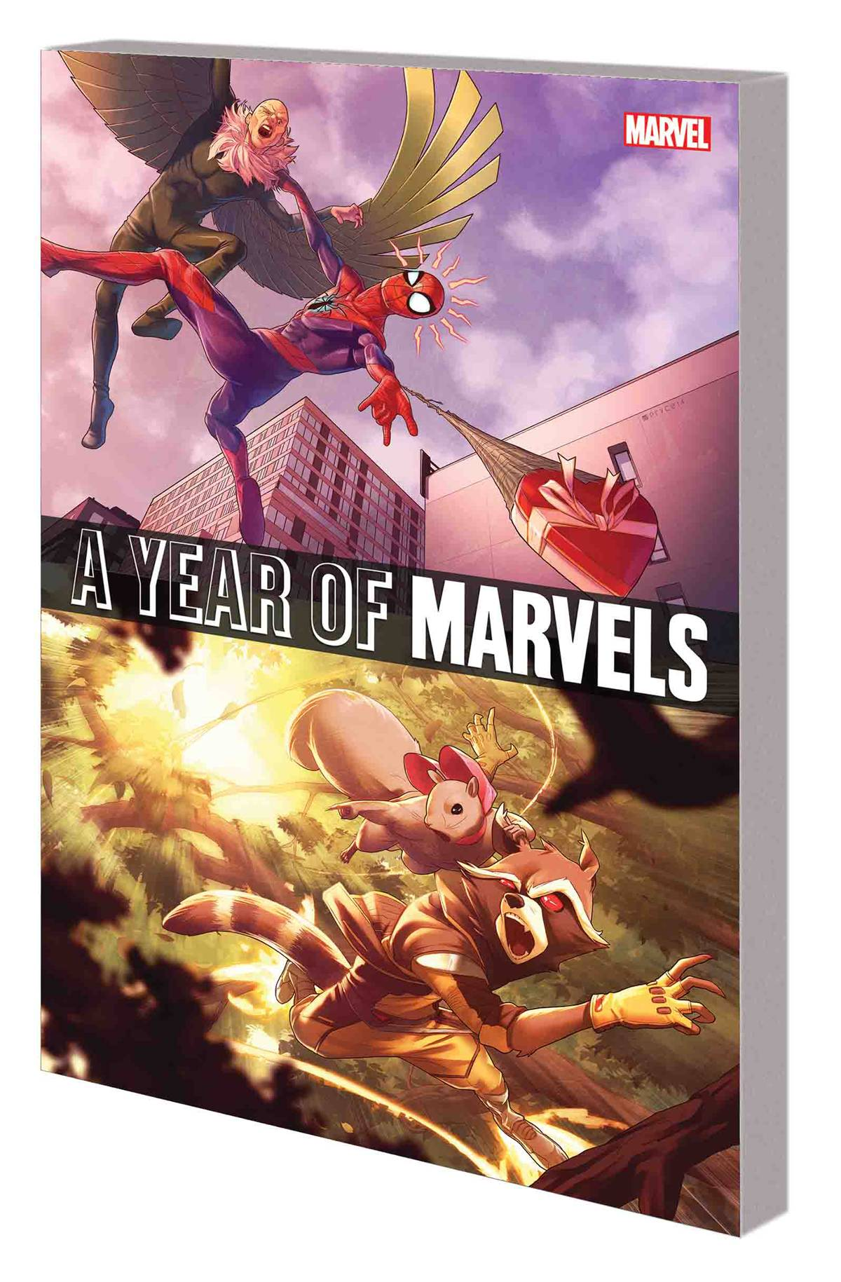 A Year Of Marvels Tp