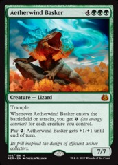 Aetherwind Basker on Channel Fireball