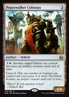 Peacewalker Colossus - Foil