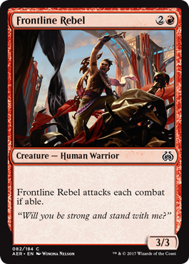 Frontline Rebel